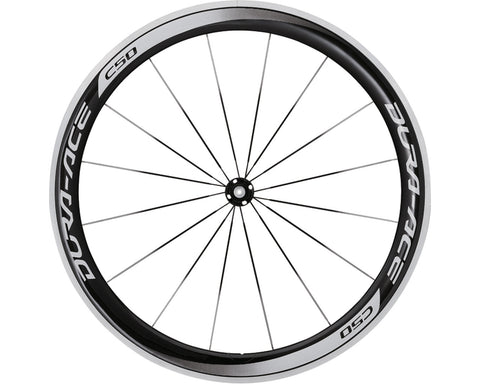 Shimano Dura Ace WH-9000 C50 Carbon Clincher front