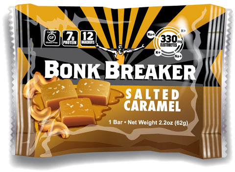 Bonk Breaker Energy Bar Salted Caramel