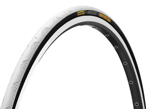 Continental Grand Prix 4000 White LTD.Edition 700x23