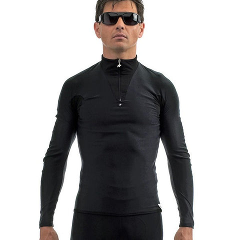 Assos earlyWinter Interactive Long Sleeve Base Layer - Black