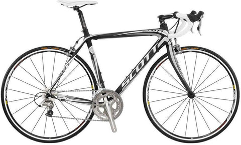2011 Scott Addict R3 105 Road Bike