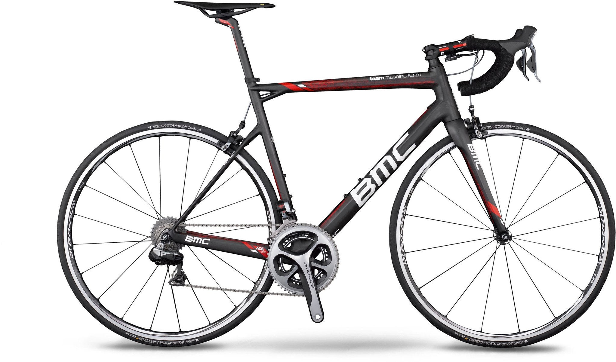 2014 BMC Team Machine SLR01 Dura Ace Di2 11 Speed Road Bike - Racer Sportif