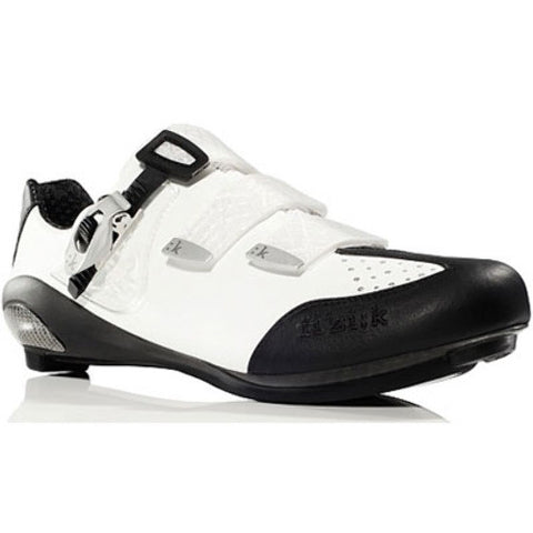 Fizik R3 Uomo Road Cycling Shoe white & black