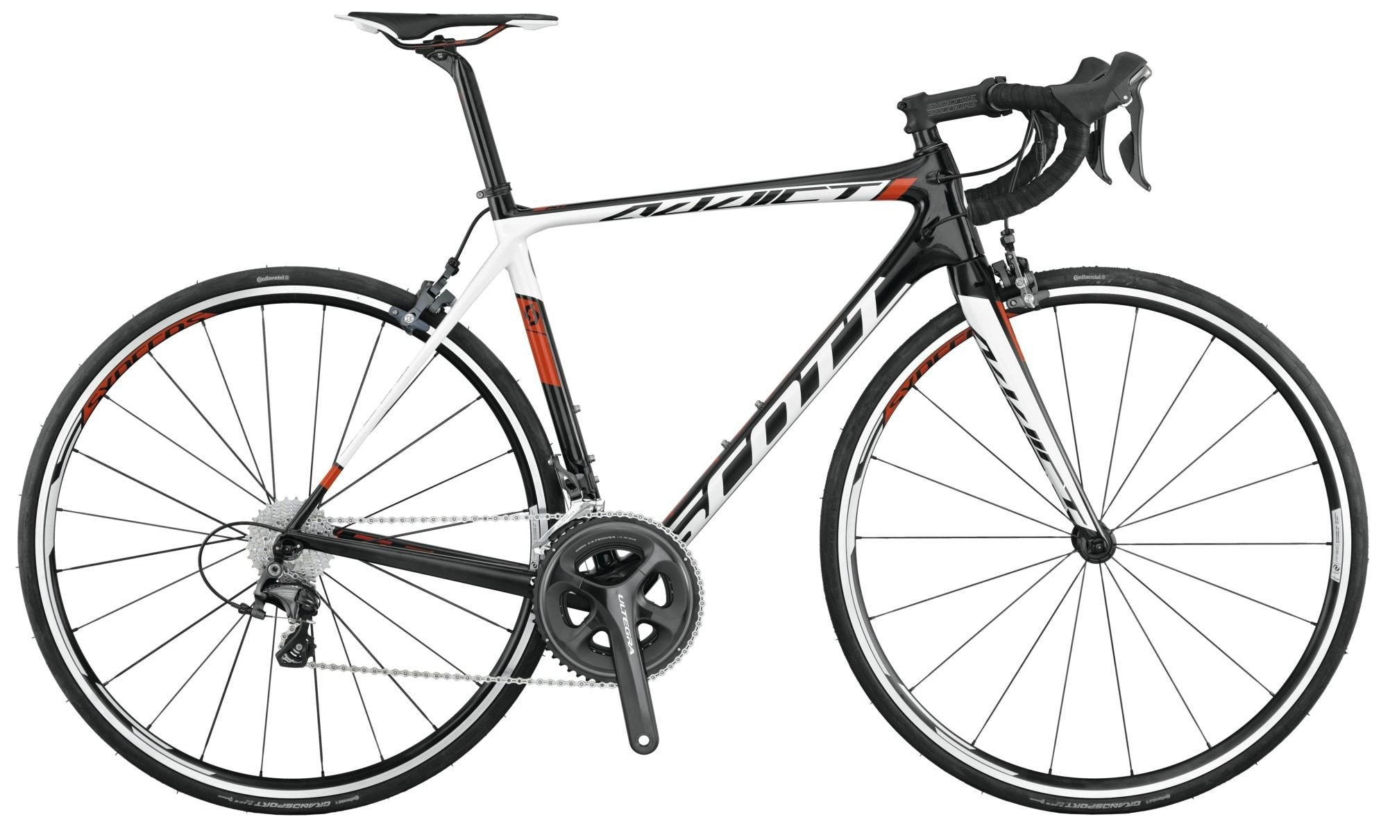 2015 Scott Addict 20 - Racer Sportif