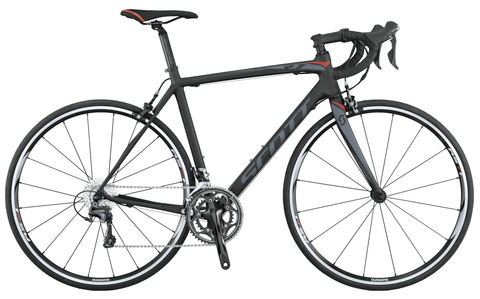 2015 Scott CR1 10 Road Bike - Racer Sportif