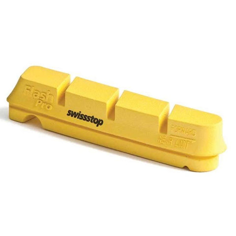 SwissStop Flash Pro Yellow King Carbon Pads