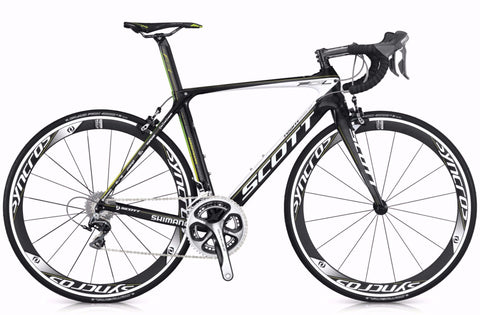 2013 Scott Foil Team Issue Edition Road Bike - Racer Sportif