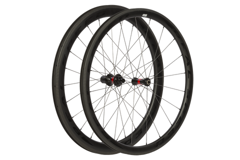 Real Speed RS 3/5 Carbon Clincher Wheelset - DT Swiss 240s Hubs