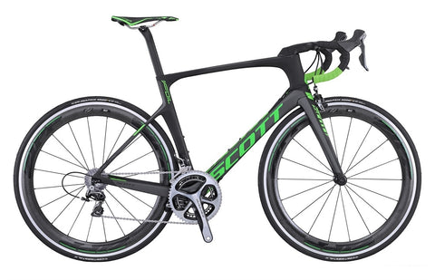 2016 Scott Foil Team Issue Shimano Dura-Ace 9000 Road Bike - Xlarge