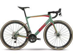 2018 BMC Roadmachine 01 Disc TWO - Red eTap Road Bike - Racer Sportif