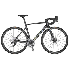2020 Scott Addict RC Ultimate Road Bike - Black Chrome