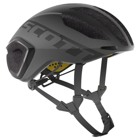 Scott Cadence Plus Aero Road Helmet - Black