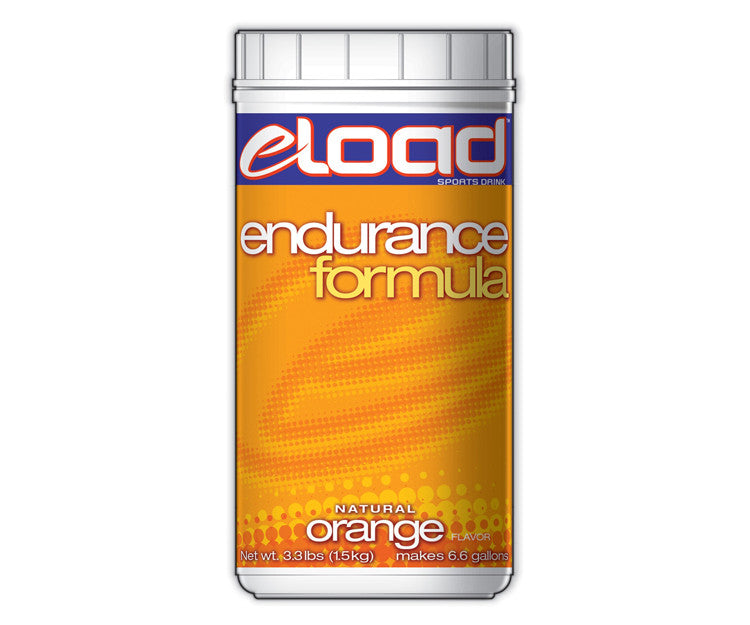 Eload Endurance Formula Sports Drink, Orange - Racer Sportif