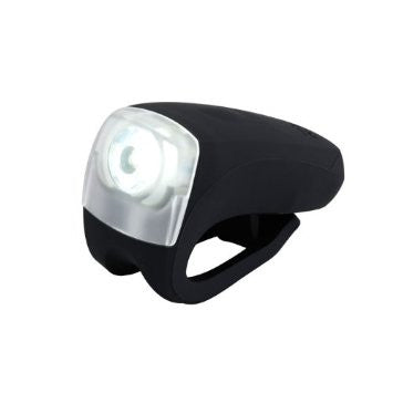 Knog Boomer LED Front Light Black - Racer Sportif