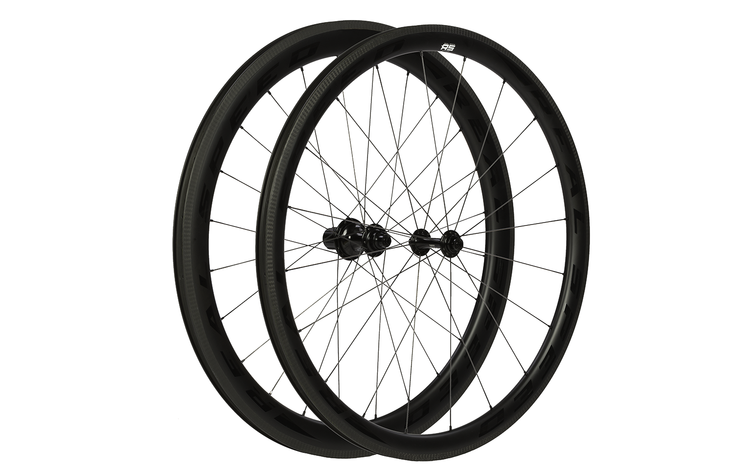 Real Speed RS 3/5 Carbon Clincher Wheelset - Ceramic - Racer Sportif
