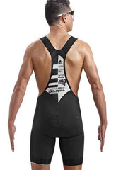 Assos T.Cento S7 Bib Short back shot