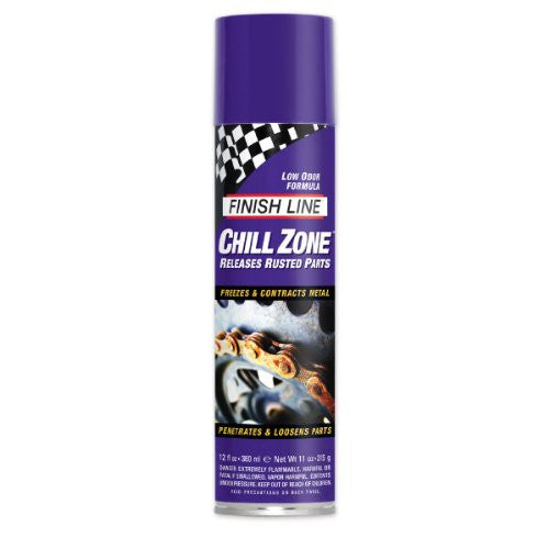 Finish Line Chill Zone 365ml - Racer Sportif