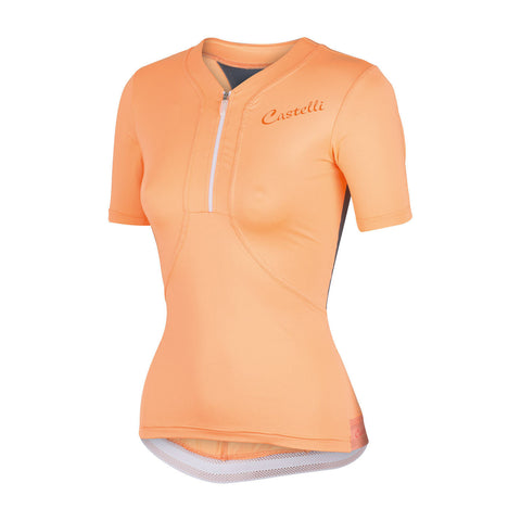 Castelli Women's Bellissima Jersey orange