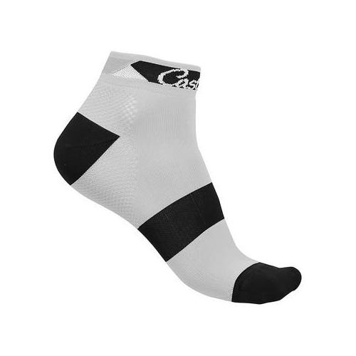 Castelli Womens Donna Brillante Sock - White/Black
