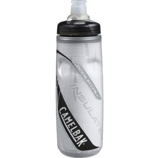 Camelbak Podium Chill 21 OZ Water Bottle - Carbon - Racer Sportif