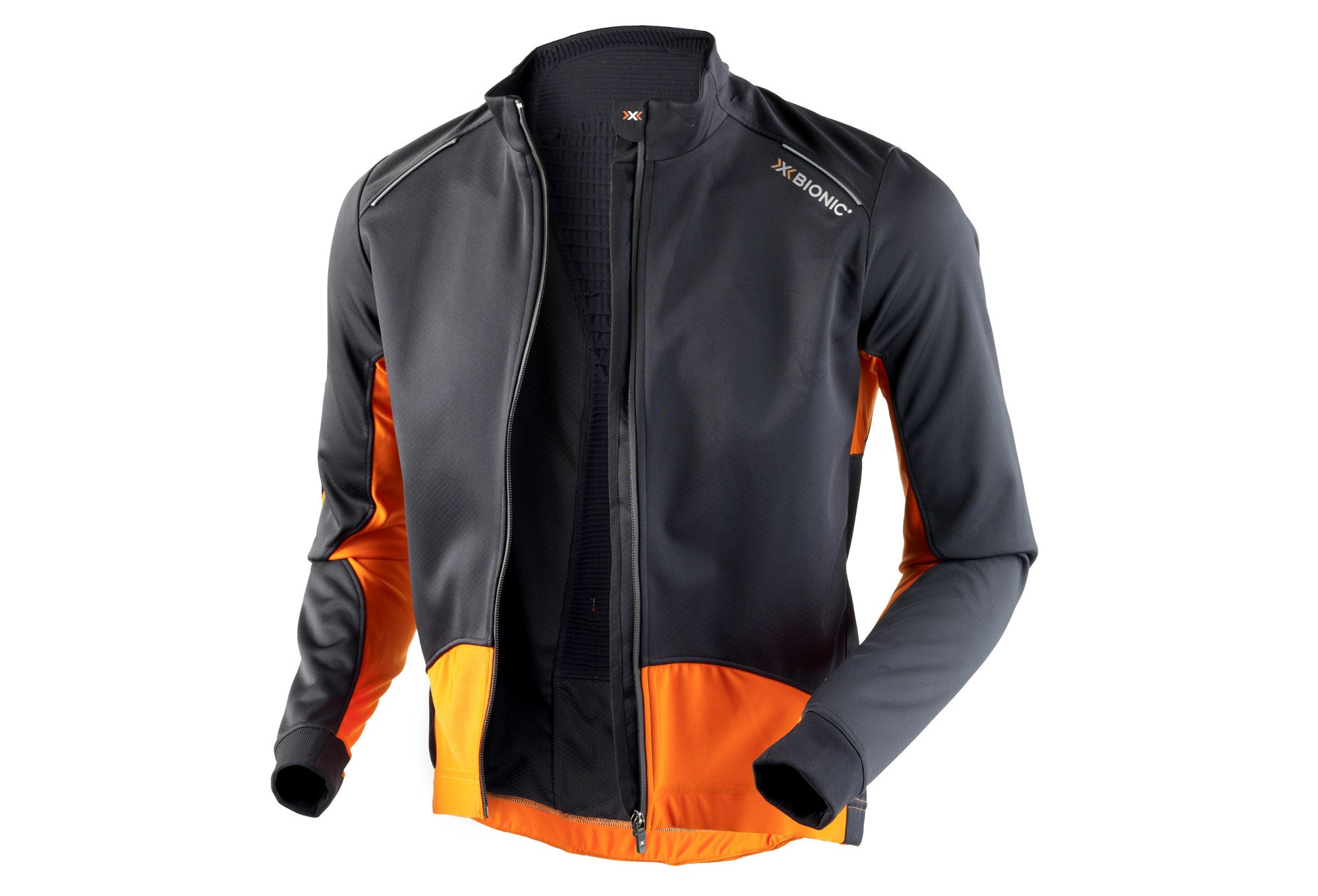 X-Bionic BT 1.3 Spherewind Winter Jacket - Orange & Black