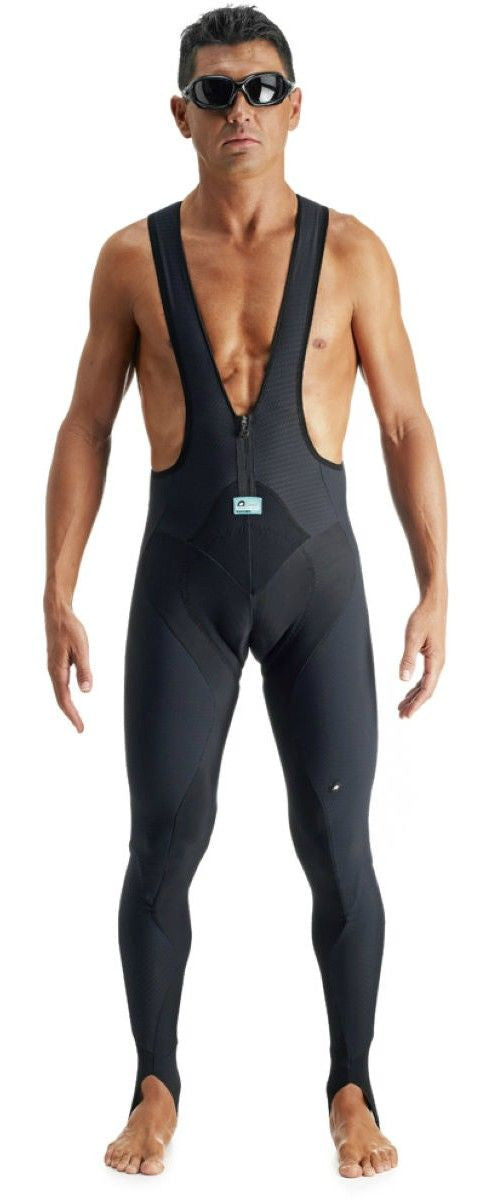 Assos LL.Habu.607.5 Bib Tights - No Insert - Black Volkanga