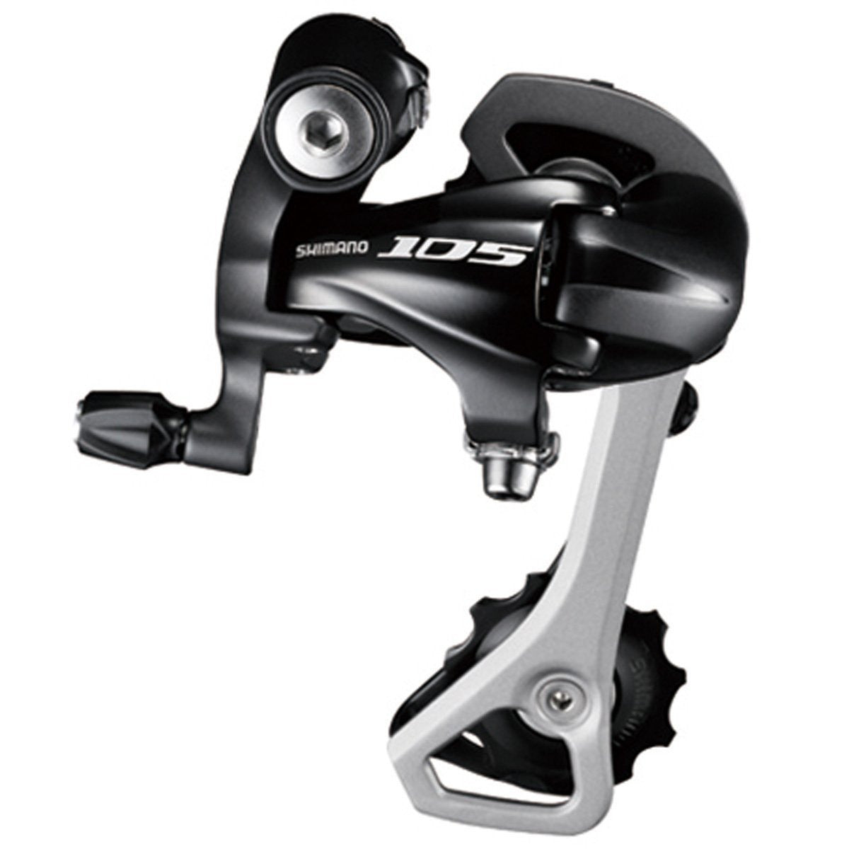 Shimano 105 5701 10 Speed Rear Derailleur - Long Cage - Racer Sportif