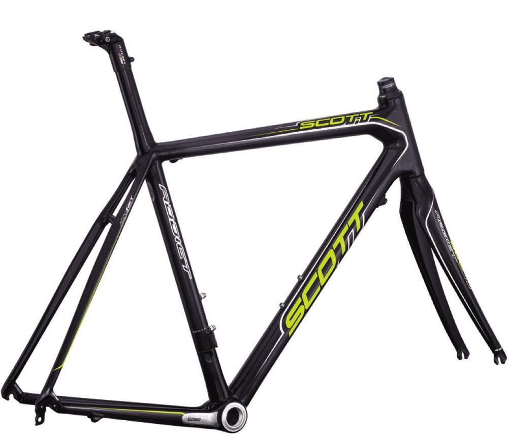 2008 Scott Addict Team Issue Frameset