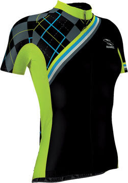 Suarez Women's Short Sleeve Neon Dreams Cycling Jersey - Racer Sportif
