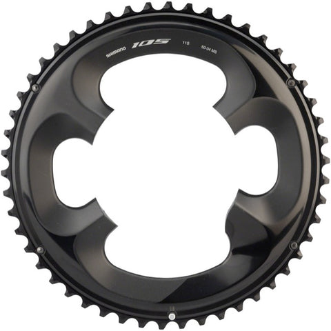 Shimano 105 FC-R7000 Outer Chainring - Black