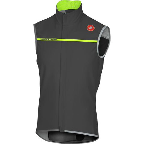 Castelli Perfetto Men's Vest - Anthracite