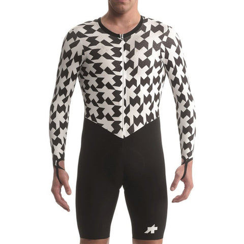 Assos CS.speedfireChronosuit_s7 - Holy White