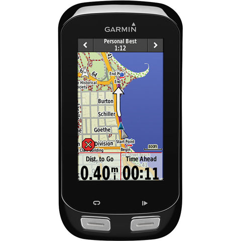 Garmin Edge 1000 Unit Cycling Computer - Racer Sportif