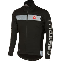 Castelli Men's Raddoppia Jacket - Black