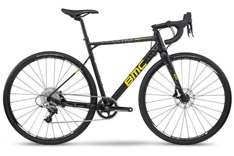 2018 BMC Crossmachine CXA01 Rival - Rival 1 Cross Bike - Black Yellow
