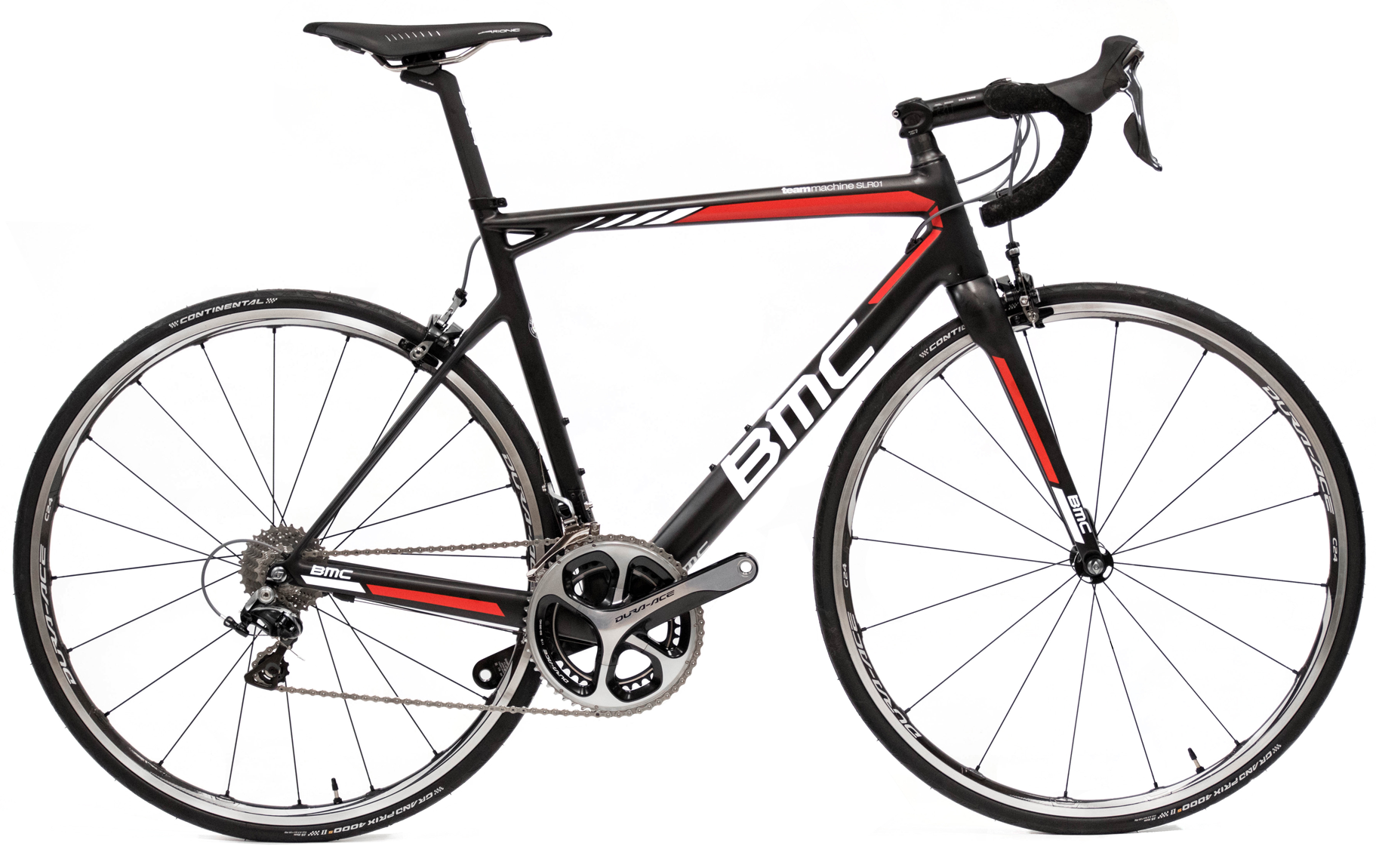 2016 BMC SLR01 Dura-ace 9000 Road Bike - Racer Sportif