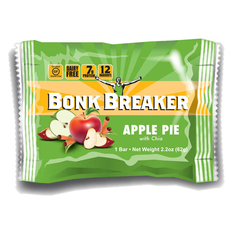 Bonk Breaker Energy Bar Apple Pie