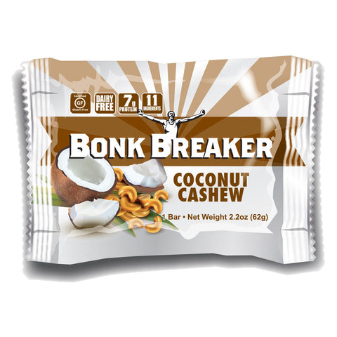 Bonk Breaker Energy Bar Coconut Cashew