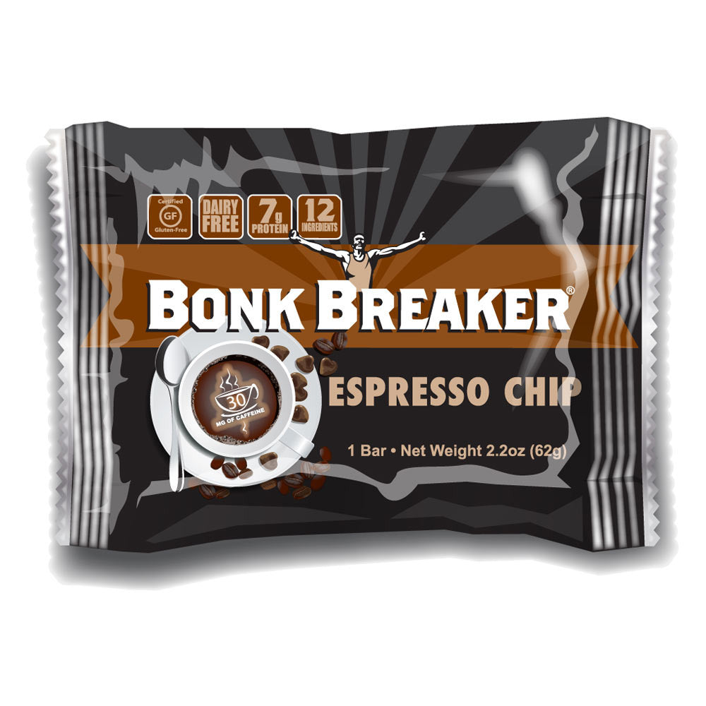Bonk Breaker Energy Bar Espresso Chip - Racer Sportif