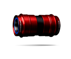 CeramicSpeed Bottom Bracket PF30 Shimano - Red Coated