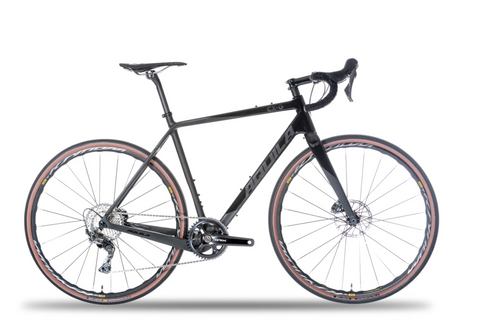 Aquila CX-G GRX RX810 2 x 11 Gravel Bike - Disc Brake