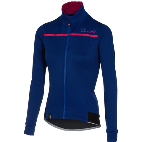 Castelli Potenza Womens Full Zipper Jersey