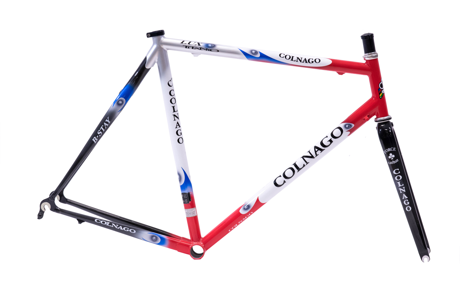 Colnago CT1 LUX - 57cm - Racer Sportif
