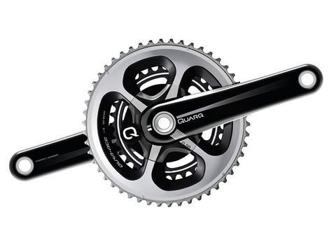 Quarq ELSA RS Power Meter Shimano Dura Ace 9000 11 Speed Crankset - Racer Sportif