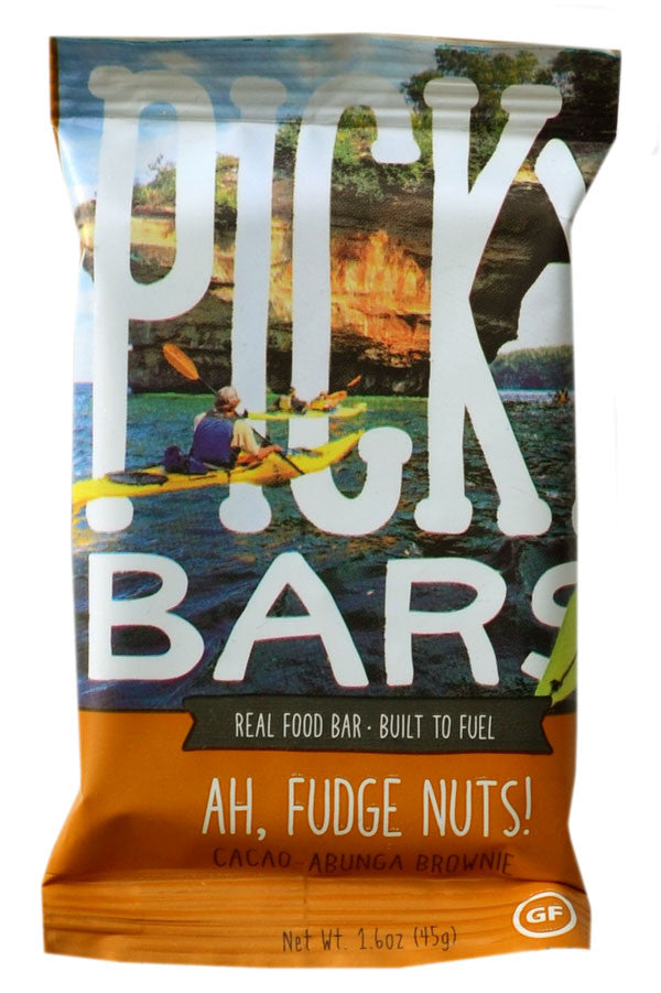 Picky Bars - Cacao-Abunga Brownie - Racer Sportif