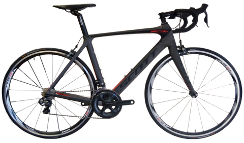 2013 Scott Foil Premium Ultegra 11 Speed Di2 Road Bike - Racer Sportif