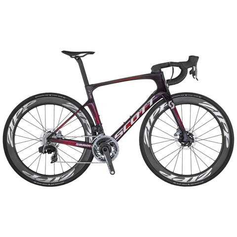 Scott Foil Ultimate SRAM Red AXS 12