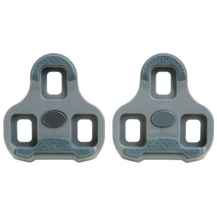 Look Keo Grip Cleats Grey 4.5