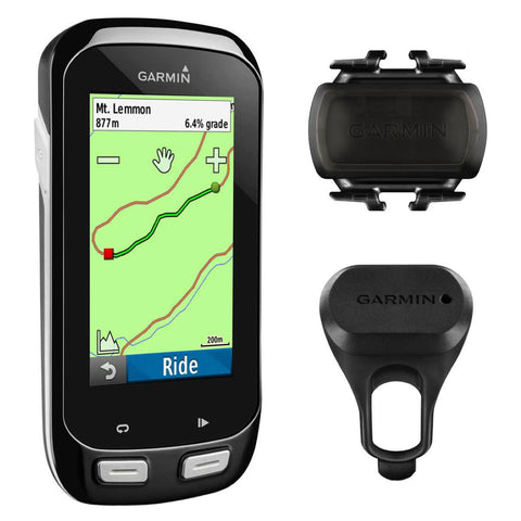 Garmin Edge 1000 Bundle Cycling Computer - Racer Sportif