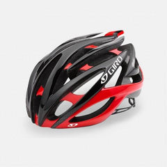 Giro Atmos II Road Helmet red & black